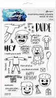 Dudes Too! - SIMON HURLEY